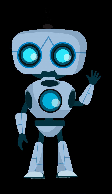 Binz robot aide bonjour